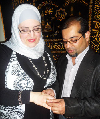 muslim matrimonial success story